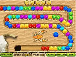 Scorpion Blast game