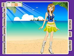 Girl Dressup 2 game
