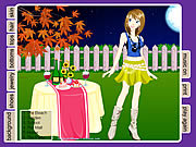 Play Girl dressup 2 Game