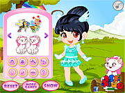 Chibi Snow White game