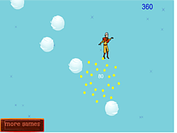 Avatar Jumping game