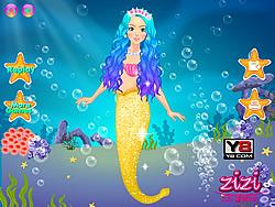 Mysterious Mermaid game