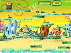 Jogar jogo grátis SpongeBob And Patrick Escape v1