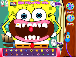 Spongebob Perfect Teeth لعبة