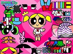 Gioca gratuitamente a Powerpuff Girls Dress Up