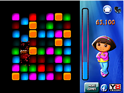 Dora Space Gems game