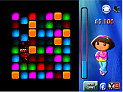 Dora Space Gems game