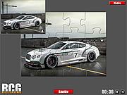Bentley Jigsaw game