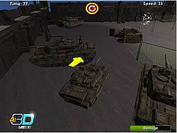 Permainan Army Parking Simulation 3D