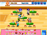 Panda Restaurant Cool game