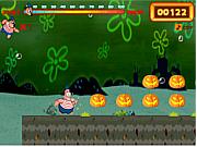Spongebob Halloween Under Sea game