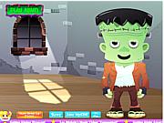 Gioca gratuitamente a Frankenstein Dress Up