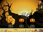 Play Halloween pumpkin match Game