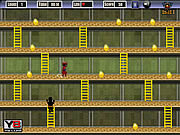 Play Ninja ladder war game Game