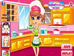 jeu Dashing Chef