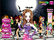 Zombie Princess Facial Makeover game