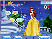 Princess Cinderella Dress Up Game game