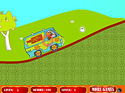 Play Scooby doo - mystery machine ride 2 Game
