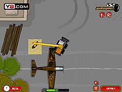 Nuclear Crane Parking game