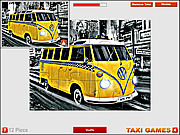VW Camper Taxi game