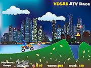 Chơi trò chơi miễn phí Vegas ATV Race