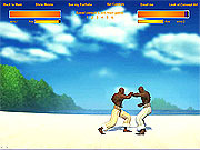 Play Capoeira fighter Game