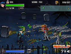Zombie Trapper 2 game