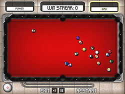 Permainan Pool Maniac 2