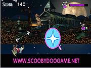 Scooby Doo Halloween Fly game