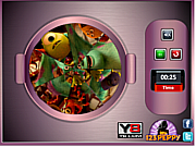 Juega al juego gratis Monsters University-Pic tart