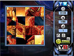 Spiderman - Puzzle Fun game