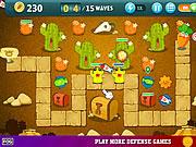 Carrot Fantasy 2: Dessert game
