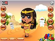 Chibi Cleopatra game