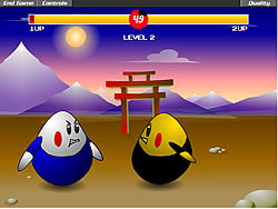 juego Egg Fighter