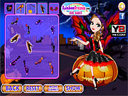 The Halloween Fairy game