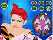 Miley Cyrus Hallows Makeover game