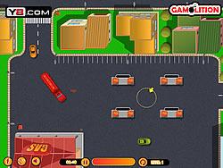 Gas Tank Parking game