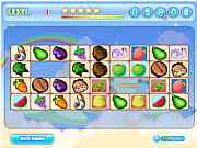 Play free game Fruits LinkGame 2
