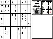Play free game Sudoku Challenge