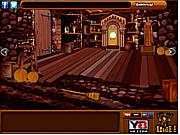 Jogar jogo grátis Halloween Creepy House Escape Game