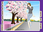 Girl Dressup 16 game