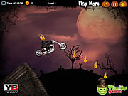 Halloween Ghost Rider game