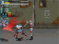 Gioca gratuitamente a Crazy Zombie v2.0