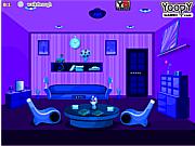 Chơi trò chơi miễn phí Blue Room Escape