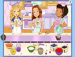 Holly Hobbie: Muffin Maker لعبة