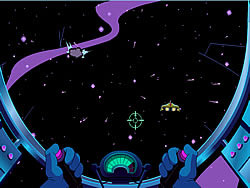 Duck Dodgers Planet 8 from Upper Mars: Mission 4