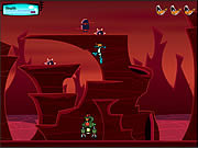 Play Duck dodgers planet 8 from upper mars mission 3 Game