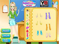 The Math Teacher game