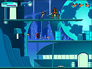 jeu Duck Dodgers Planet 8 from Upper Mars: Mission 5