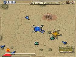 Desert Defence 2 game